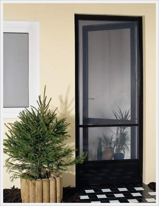 moskitiera drzwiowa - anwis